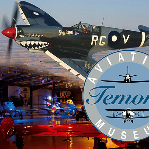 Temora Aviation Museum near West Wyalong